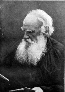 Lev Tolstoy nel 1905